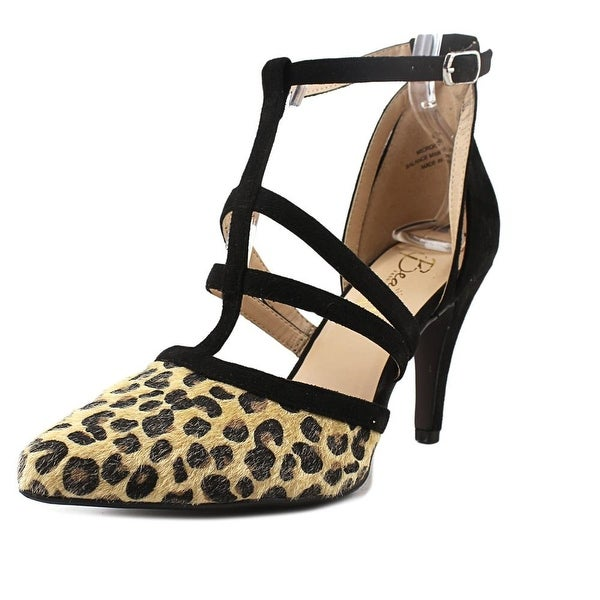 Beacon Tammy Leopard Pumps