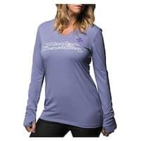 Harley-Davidson Women's Performance All Polished Shirt, Purple 5J0J-HE3L