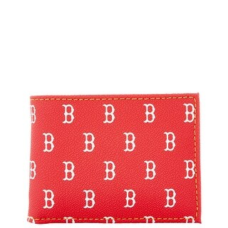 Dooney & Bourke MLB Red Sox Credit Card Billfold (Introduced by Dooney & Bourke at $68 in Jul 2015)