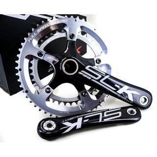 FSA SL-K LIGHT Road / Tri Bike 386 Evo Carbon Crankset 172.5mm 53/39T N10/11 NEW