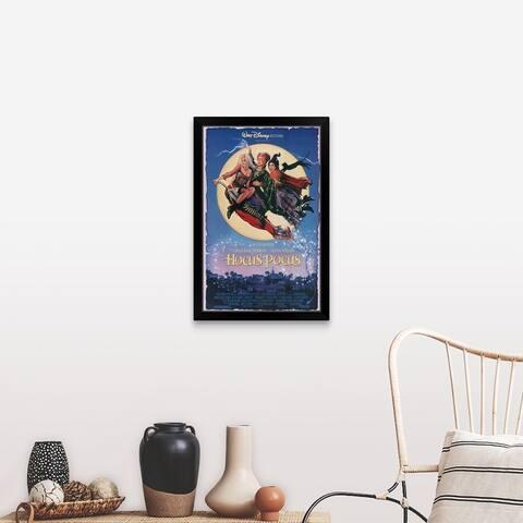 """Hocus Pocus (1993)"" Black Framed Print"