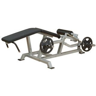 Body-Solid Leg Curl - metal