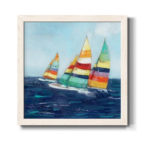 Wind Running-Premium Framed Canvas - Ready to Hang