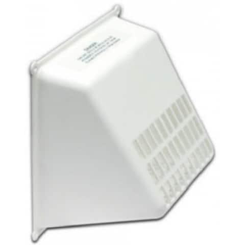 Lambro 1491W Universal Dryer Vent Bird/Rodent Guard, White