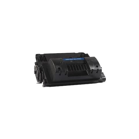 Micr print solutions genuine-new high yield micr toner cartridge for hp cf281x (hp 81x)