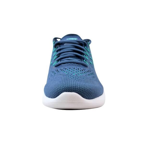 el plastico canción Lavandería a monedas  Shop Nike Lunarglide 8 Ocean Fog/Hyper Turquoise-Blue Grey AA8677-400  Women's - Overstock - 21141607