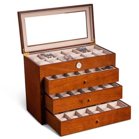 All in Time Watch Box