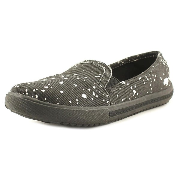 Rocket Dog Pali Women Black/White Flats