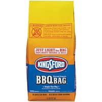 Kingsford 31184 BBQ Bag Charcoal Briquets, 2.8 lbs