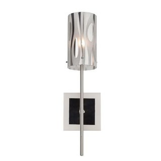 Alternating Current AC1071 Chroman Empire Chrome 1 Light Wallchiere