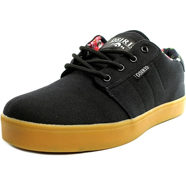 Osiris Mesa Men Round Toe Canvas Skate Shoe