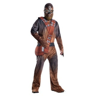 Mens Deluxe A Star Wars Story Chewbacca Costume