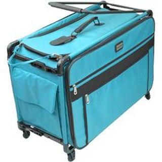 Turquoise - Tutto Machine On Wheels Case