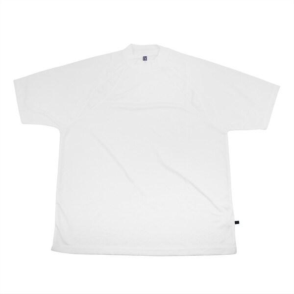 PGA TOUR Men's Tee Shirt - White Solid - Large