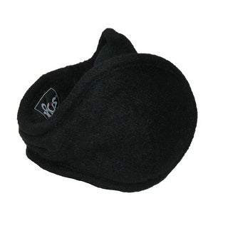180s Chesterfield Wool Wrap Around Earmuffs