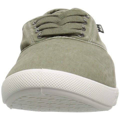 Billabong Womens Addy Fabric Low Top Lace Up Fashion Sneakers