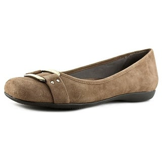 Trotters Sizzle Signature N/S Round Toe Synthetic Flats