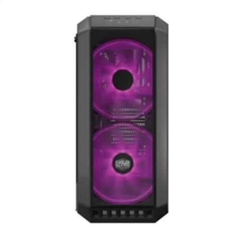 CoolerMaster Case MCM-H500-IGNN-S00 MasterCase H500 ATX Micro-ATX mini-ITX Iron Grey Retail