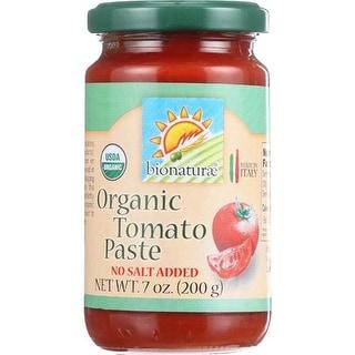 Bionaturae - Organic Tomato Paste ( 12 - 7 OZ)