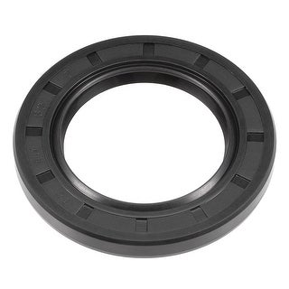 Oil Seal, TC 45mm x 62mm x 7mm, Nitrile Rubber Cover Double Lip - 45mmx62mmx7mm