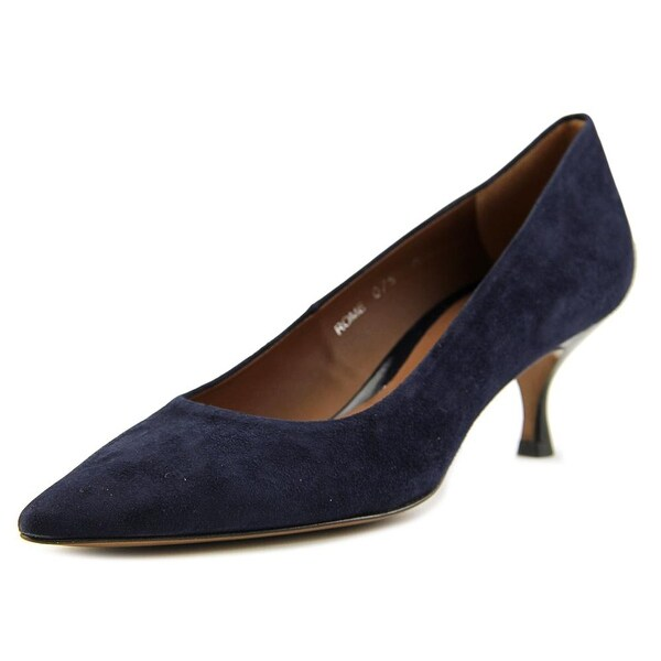 Shop Donald J Pliner Rome Pointed Toe Leather Heels - Free Shipping ... 80925133d9a0