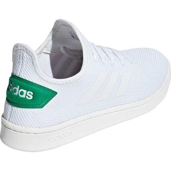 Shop adidas Men's Court Adapt Sneaker FTWR White/FTWR White ...