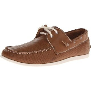 Madden Mens Game On Boat Shoes Perforated