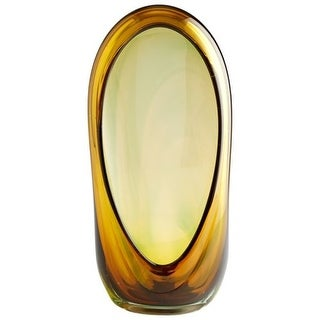 Cyan Design Small Mandisa Vase Mandisa 16.75 Inch Tall Glass Vase