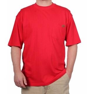 Case IH BIG & Tall Men's Pocket T-Shirt