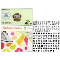 Applique Basics Slice Elite Design Card Making Memories
