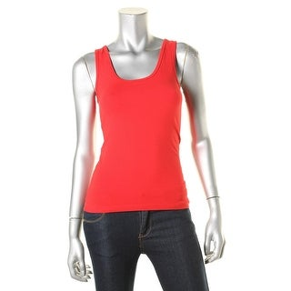 American Apparel Womens Tank Top Cotton Solid