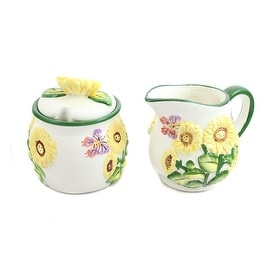 Russ Berrie's Sugar and Creamer Set