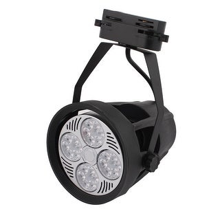 E27 Bulb AC85-265V 35W Energy Saving PAR30-SECCK LED Light 4000K Spotlight Black