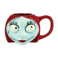 Nightmare Before Christmas NBC Sally Head Ceramic Mg - Multi