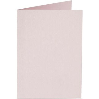 Light Pink - Papicolor A6 Folded Cards 6/Pkg