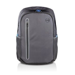 Dell - Non-Slip, Adjustable Shoulder Strap, Double Zipper Closure, Air Mesh Padded Back