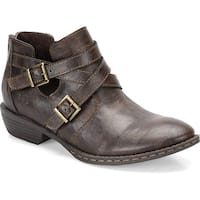 B.O.C Womens Denali Almond Toe Ankle Fashion Boots