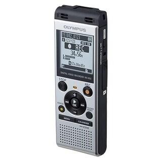 """Olympus V415121SU000 Olympus WS-852 4GB Digital Voice Recorder - 4 GBmicroSD Supported - MP3 - Headphone - 1040"