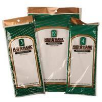 Men's White 100% Cotton Soft Finish Handkerchiefs