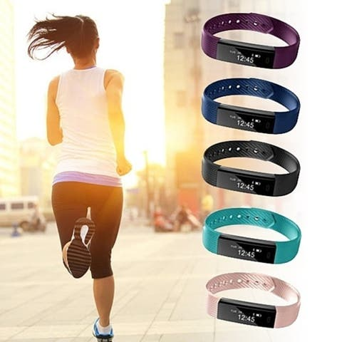 SmartFit Nitro Fitness Band and Upgraded Activity Tracker in 5 Colors