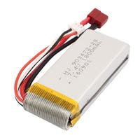 T 7.4V 1800mAh Rechargeable Lithium Polymer Li-ion Battery for RC Aircraft