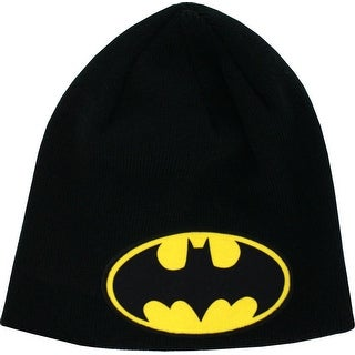Batman Oversized New Era Knit Hat