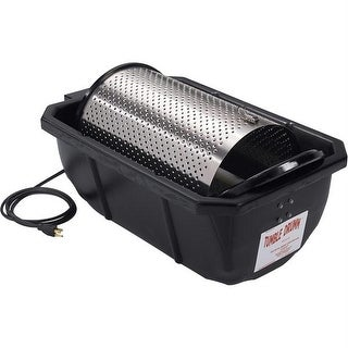 Open Country Tumble Drumm Electronic Automatic Fish Scaler with 17.5 Inch Drum - TD-6065-13