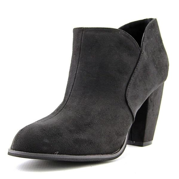 Michael Antonio Victie Women Round Toe Synthetic Ankle Boot