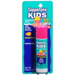 Coppertone Kids Sunscreen Stick SPF 55 0.60 oz (4 options available)