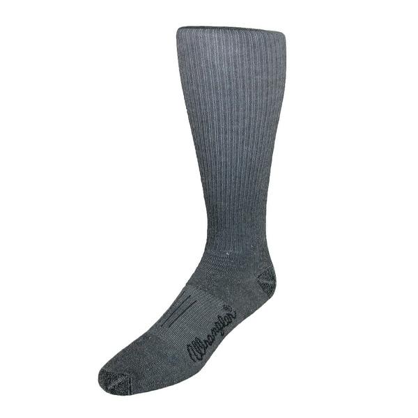 Wrangler Men's Over the Calf Boot Sock (3 Pair Pack)