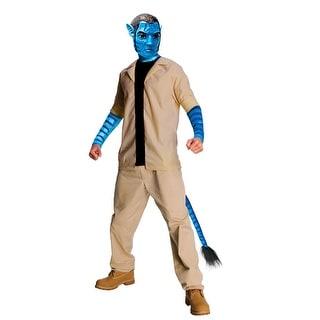 Avatar Jake Sully Costume Adult