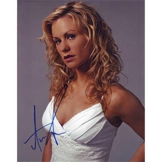 Sign Here Autographs 9212 Anna Paquin In-Person Autographed Photo