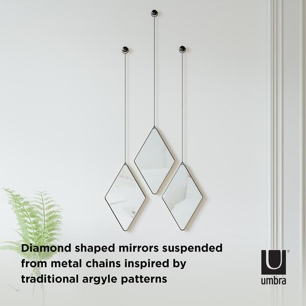 Umbra DIMA Mirror. Opens flyout.