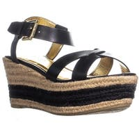 Lauren by Ralph Lauren Roberta Espadrilles Sandals, Black - 8 us / 39 eu